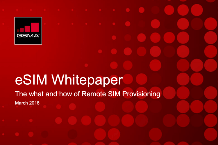 The Structure Behind the GSMA-conforming eSIM for Consumers